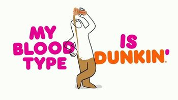 Dunkin' TV Spot, 'National Dunkin' Day'