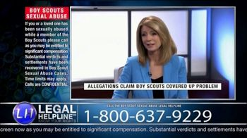 Marc J. Bern & Partners TV Spot, 'Boy Scouts Sexual Abuse' - Thumbnail 2