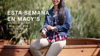 Macy's TV Spot, 'Gana con cada compra' [Spanish]