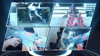 Nerf Elite 2.0 Turbine CS-18 TV Spot, 'Tactical Adrenaline Rush' - Thumbnail 6