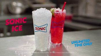 Sonic Drive-In Ice TV Spot, 'Eat the Ice' - Thumbnail 6