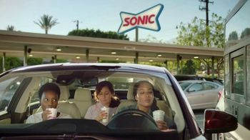 Sonic Drive-In Ice TV Spot, 'The Crunch'