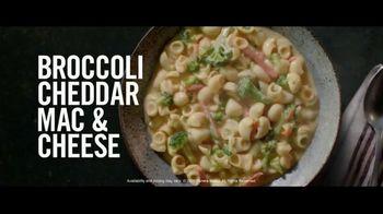 Panera Bread Broccoli Cheddar Mac & Cheese TV Spot, 'Never Takes It Easy' - Thumbnail 9