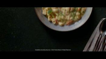 Panera Bread Broccoli Cheddar Mac & Cheese TV Spot, 'Never Takes It Easy' - Thumbnail 7