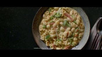 Panera Bread Broccoli Cheddar Mac & Cheese TV Spot, 'Never Takes It Easy'