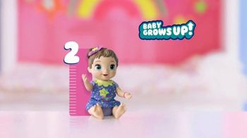 Baby Alive Baby Grows Up TV Spot, 'Happy Hope or Merry Meadow' - Thumbnail 3