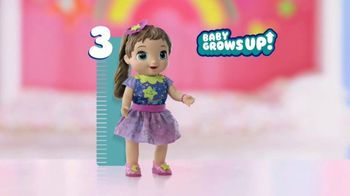 Baby Alive Baby Grows Up TV Spot, 'Happy Hope or Merry Meadow' - Thumbnail 4