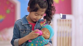 Baby Alive Baby Grows Up TV Spot, 'Happy Hope or Merry Meadow'