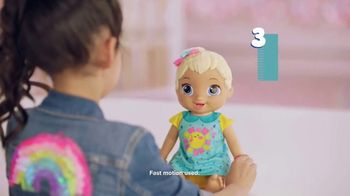 Baby Alive Baby Grows Up TV Spot, 'Happy Hope or Merry Meadow' - Thumbnail 7