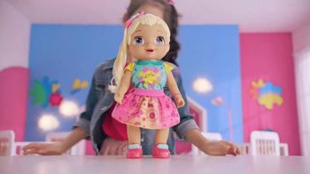 Baby Alive Baby Grows Up TV Spot, 'Happy Hope or Merry Meadow' - Thumbnail 8