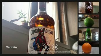 Captain Morgan TV Spot, 'Introducing Water' - Thumbnail 2