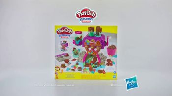 Play-Doh Kitchen Creations Candy Delight Playset TV Spot, 'Crank Out Candies' - Thumbnail 10