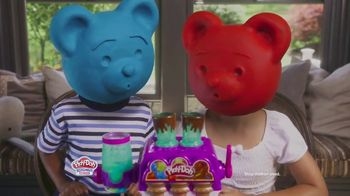 Play-Doh Kitchen Creations Candy Delight Playset TV Spot, 'Crank Out Candies'