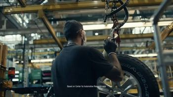 Ford TV Spot, 'Built for America: Built Together' [T1] - 916 commercial airings