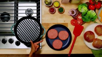 Jennie-O TV Spot, 'Turkey Burgers' - Thumbnail 2