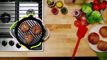 Jennie-O TV Spot, 'Turkey Burgers' - Thumbnail 4