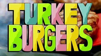 Jennie-O TV Spot, 'Turkey Burgers' - Thumbnail 5