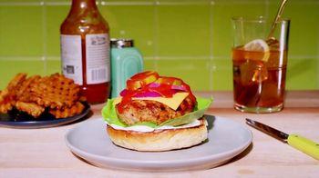 Jennie-O TV Spot, 'Turkey Burgers' - Thumbnail 7