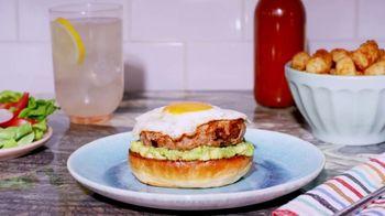 Jennie-O TV Spot, 'Turkey Burgers' - Thumbnail 9