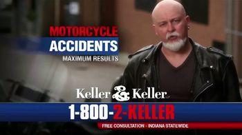 Keller & Keller TV Spot, 'Motorcycle Accident'