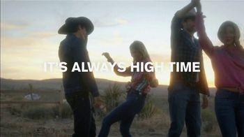 Wrangler Retro TV Spot, 'High Time for a Good Time'