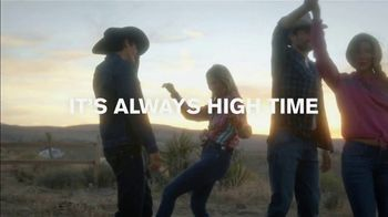 Wrangler Retro TV Spot, 'High Time for a Good Time'