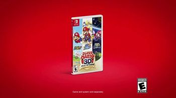 Super Mario 3D All-Stars TV Spot, 'Three Games in One Epic Collection: Super Mario 3D All-Stars' - Thumbnail 10
