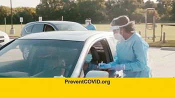 COVID-19 Prevention Network TV Spot, 'Health of Our Community' Featuring Tom Joyner - Thumbnail 7