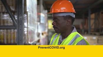 COVID-19 Prevention Network TV Spot, 'Health of Our Community' Featuring Tom Joyner - Thumbnail 9