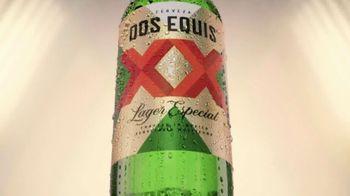 Dos Equis TV Spot, 'Pour-by-Pour Commentator: FL OZ' - 164 commercial airings