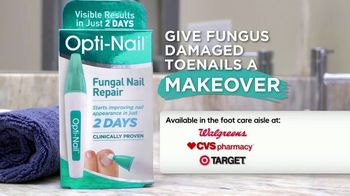 Opti-Nail Fungal Nail Repair TV Spot, 'Nail Fungus Is Nasty' - Thumbnail 4
