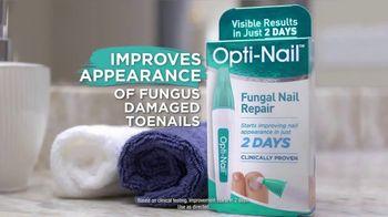 Opti-Nail Fungal Nail Repair TV Spot, 'Nail Fungus Is Nasty' - Thumbnail 2
