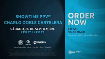 DIRECTV TV Spot, 'Premier Boxing Champions: Charlo doble cartelera' [Spanish] - Thumbnail 5