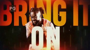 WWE Shop Flash Sale TV Spot, 'Bring It On: 50% Off Tees and Championship Titles as low as $149.99' - Thumbnail 3