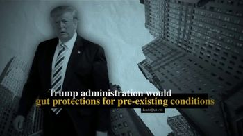 Priorities USA TV Spot, 'Not for Us' - Thumbnail 7