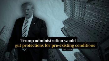 Priorities USA TV Spot, 'Not for Us' - Thumbnail 8