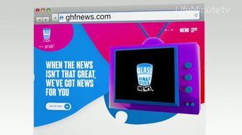 LifeMinute TV TV Spot, 'Glass Half Full News' - Thumbnail 10