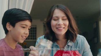 Emgality TV Spot, 'Science Project'