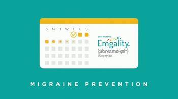 Emgality TV Spot, 'Science Project' - Thumbnail 3