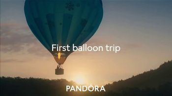 Pandora TV Spot, 'Special First Moments: Free Bracelet'