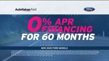 AutoNation Ford TV Spot, 'Ready: Special Incentives: 0% for 60 Months' - Thumbnail 6