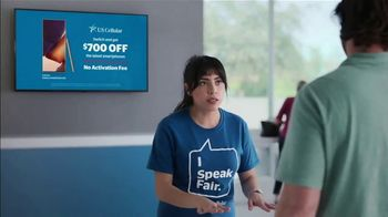 U.S. Cellular TV Spot, 'No Secret Password Necessary: $700 Off' - Thumbnail 5