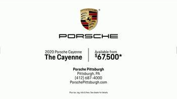 2020 Porsche Cayenne TV Spot, 'Blur' [T2] - Thumbnail 10