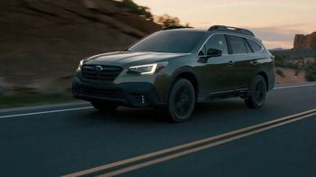 2020 Subaru Outback TV Spot, 'Where the Heart Is' Song by Workman Song [T2] - Thumbnail 8