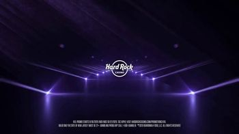 Hard Rock Hotels & Casinos XXL Madness TV Spot, 'Elevated Experience: Four Chevrolet Camaros' - Thumbnail 1
