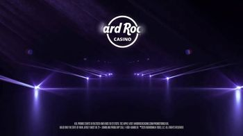 Hard Rock Hotels & Casinos XXL Madness TV Spot, 'Elevated Experience: Four Chevrolet Camaros' - Thumbnail 10