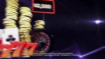Hard Rock Hotels & Casinos XXL Madness TV Spot, 'Elevated Experience: Four Chevrolet Camaros' - Thumbnail 5
