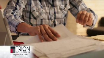 Trion Solutions TV Spot, 'Changes for the New Year' - Thumbnail 4