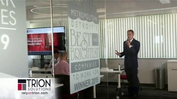 Trion Solutions TV Spot, 'Changes for the New Year' - Thumbnail 6