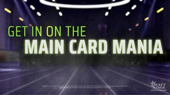DraftKings Sportsbook TV Spot, 'UFC 253: Main Card Mania'